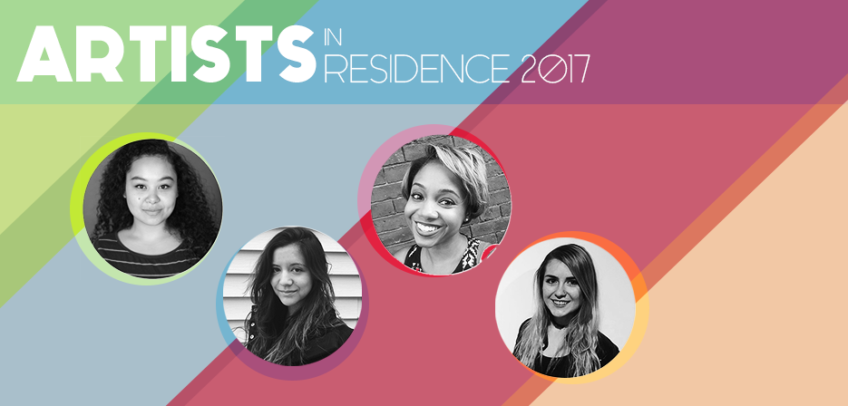 Artists in Residence banner