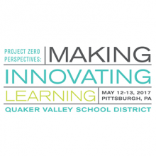 Project Zero Pittsburgh Logo - Making, Innovating & Learning