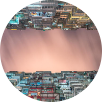 Cities and Our Urbanizing World Banner